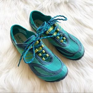 Merrell Barefoot Pace Glove Sneaker Shoes Size 6